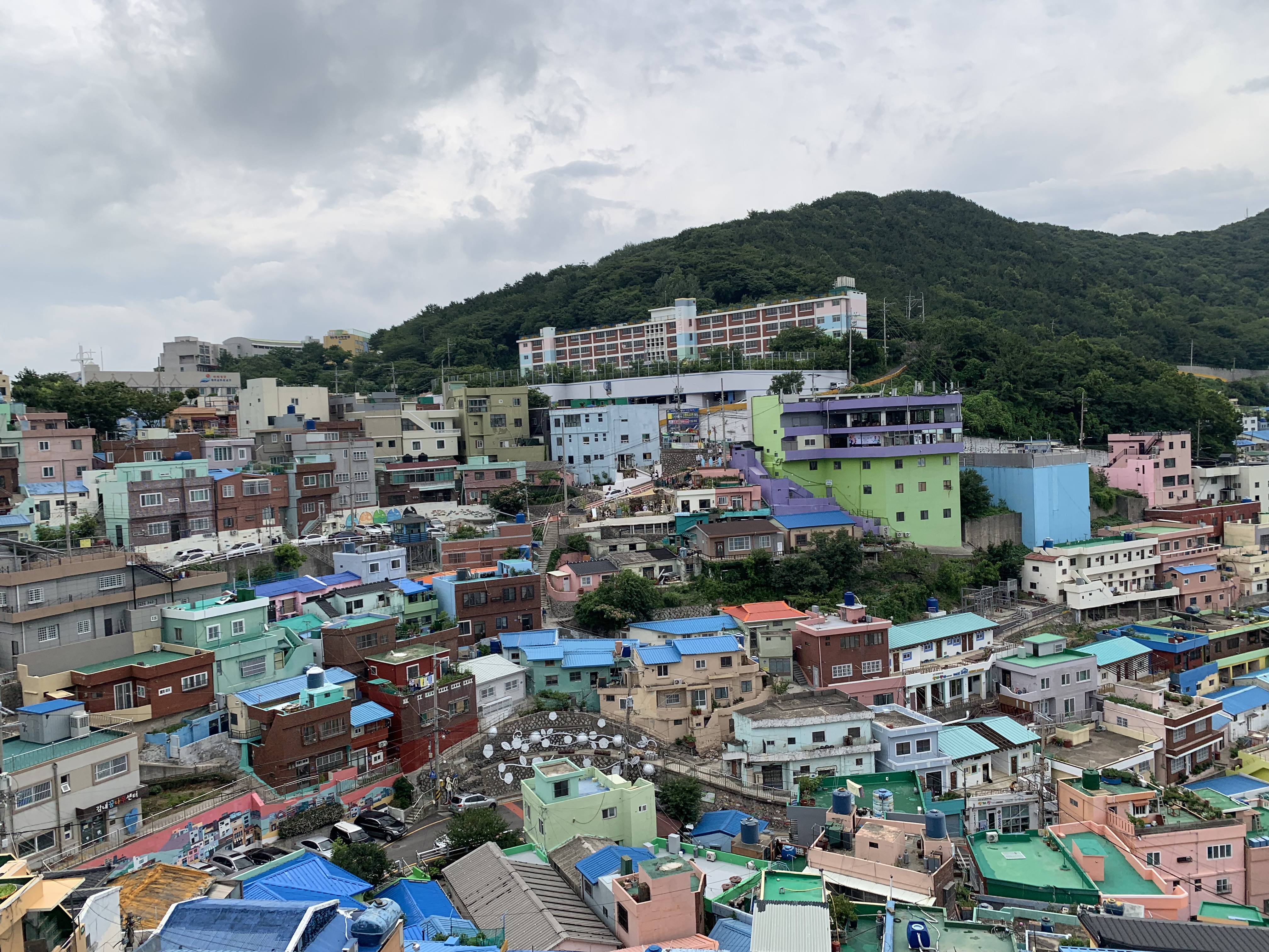 Ganchuandong Cultural Village, Busan